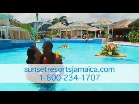 2010 Sunset Resorts Jamaica All Inclusive Vacation