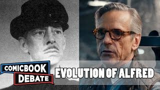 Evolution of Alfred in Movies & TV in 9 Minutes (2018)