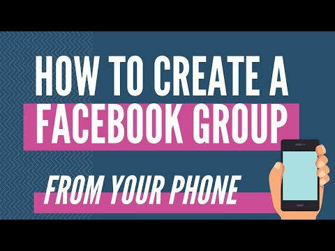 how to create a facebook group on phone 2017 - Facebook Tip