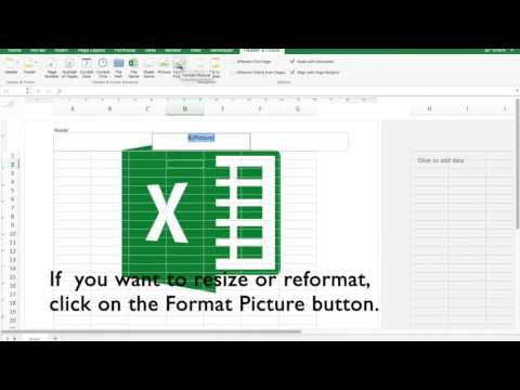 Excel for Mac - Header & Footer feature demo (Office Insiders)