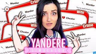 Download YANDERE SIMULATOR CHALLENGE ...in BitLife Video