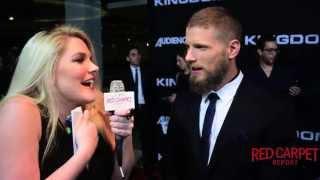 Download Matt Lauria at DIRECTV's Kingdom Season 2 Premiere Event #KingdomTV #MMA Video