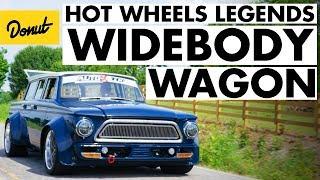 Pristine Widebody Rambler Wagon Wins at Legends Tour Nashville Stop | Donut Media