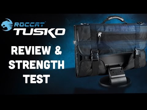 ROCCAT Tusko Review and Strength Test