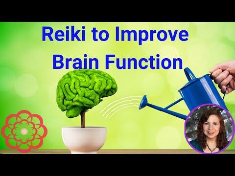 Reiki to Improve/Increase Brain Function*
