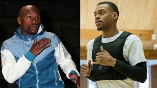 Download Is Floyd Mayweather Hating on Errol Spence by Pump Faking Pacquiao Fight Video