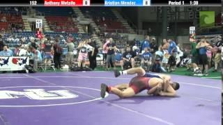 152 Anthony Metallo vs. Kristian Mendez
