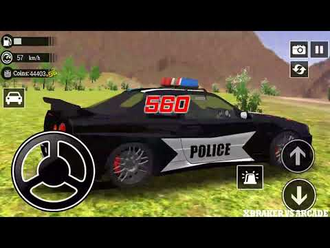 Police Drift Car Simulator Driving | Offroad Cars Game: New Police Car Unlocked - Android GamePlay