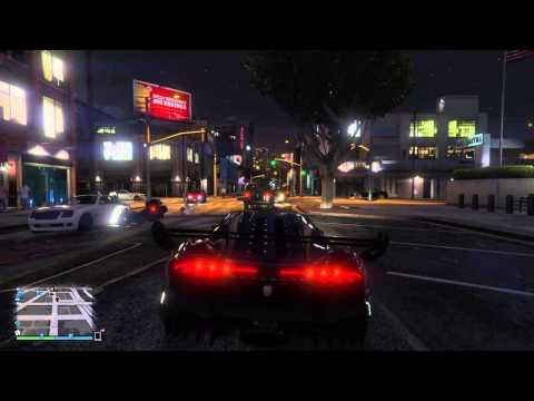 GTA 5 Online:AI Glitch