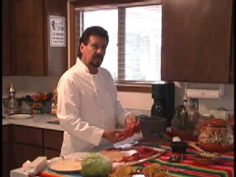AL Matinez Cooks Up Mexican Style Steak