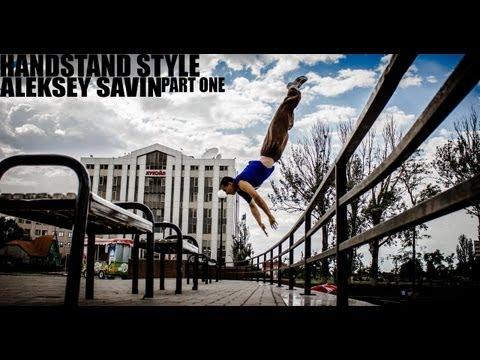 Handstand | Aleksey Savin