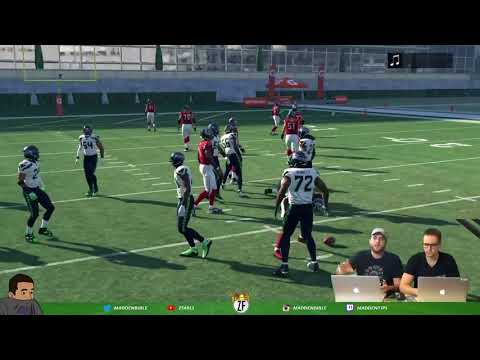 Madden 18 Gameplay | How to Stop HB Pitch | Madden 18 Tips