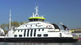 Skjermer i båten båten