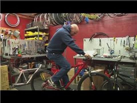 Mountain Bike Maintenance : How to Pick the Right Frame Size of Mountain Bike
