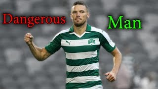 Marcus Berg 'Dangerous Man' - Skills,Assists & Goals | Panathinaikos FC 16/17