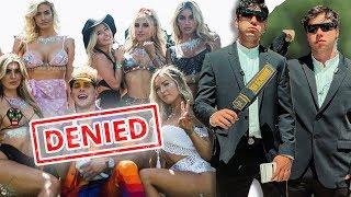 Rejecting Instagram Models at Coachella Parties!