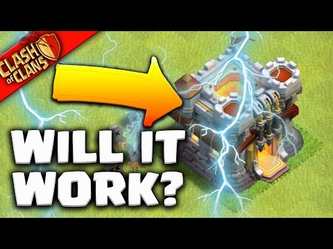 DID I JUST FIND MY NEW Clash of Clans ATTACK?