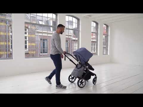 Use of accessory attachment points | Bugaboo Fox