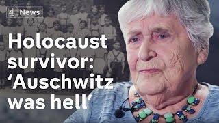 Holocaust survivor interview, 2017