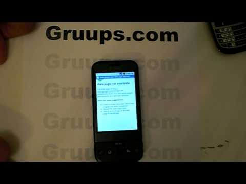 Unlock the T-Mobile Google G1 Android Phone (gPhone) WITHOUT paying