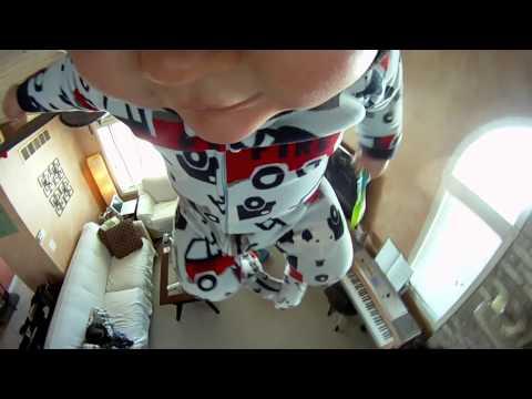 GoPro: Dubstep Baby - Super Bowl Commercial 2013