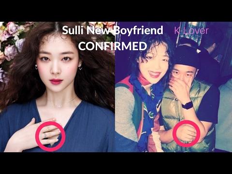 Sulli New Boyfriend is a  Non-Celebrity!! SM CONFIRMS