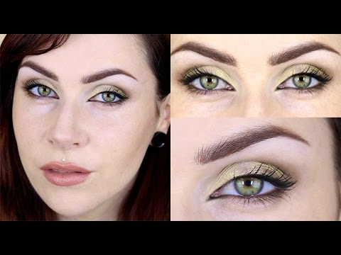 Exotic, Cat Eye Makeup Tutorial   Angelina Jolie Eyes.