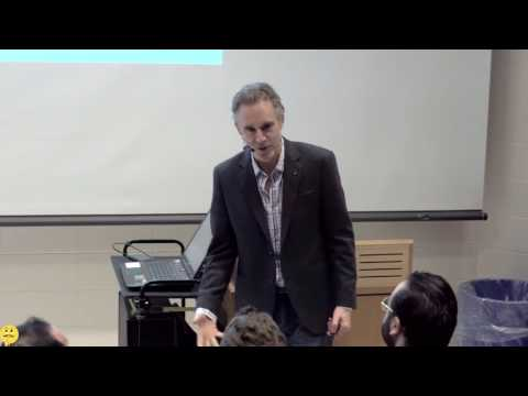 Jordan Peterson - A Sad Story About Living With OCD