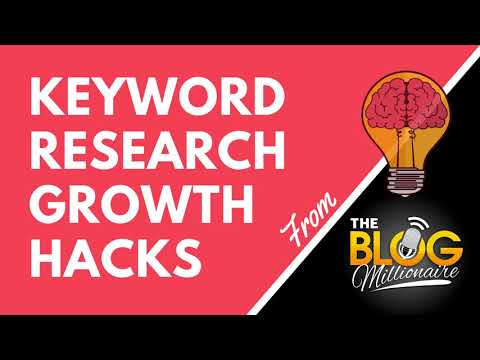 Long Tail Keyword Research Growth Hacks - How to Find Long Tail Keywords for SEO