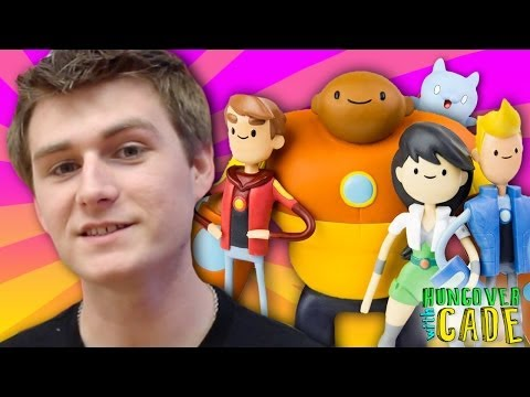 So Much Awesome Bravest Figures & PuppyCat Plush - Hungover with Cade (Ep. 18) - Cartoon Hangover