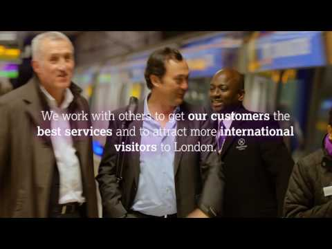 What makes Heathrow Express a Superbrand?