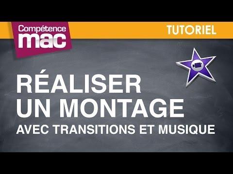 27 • Réaliser un montage avec transitions et musique • iMovie (tutoriel vidéo)