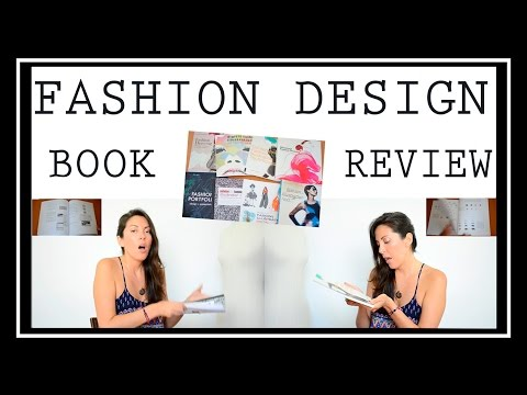 Fashion Design Book Review for Rendering and Illustrations