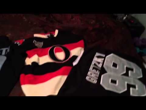Free Replica NHL Jersey Giveaway!!!