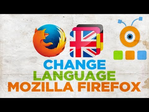 How to Change Language in Mozilla Firefox Browser