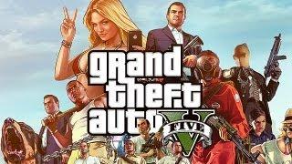 Grand Theft Auto 5 - Test-Video zu GTA 5 auf PS3 und Xbox 360 (Gameplay)