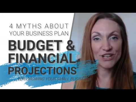 4 Myths of Budgeting & Financials (for growing your biz!)