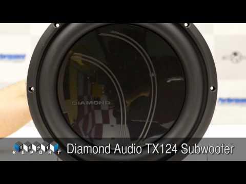 Diamond Audio TX124 Subwoofer Review