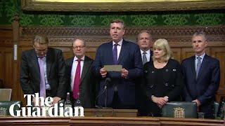 Theresa May has won confidence vote, Sir Graham Brady announces