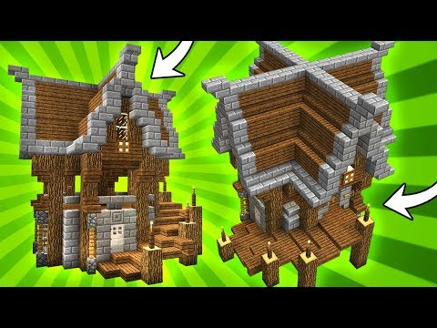 Mini Base Lookout Tower! - Minecraft Tutorial
