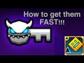How to earn demon keys!! | Geometry Dash