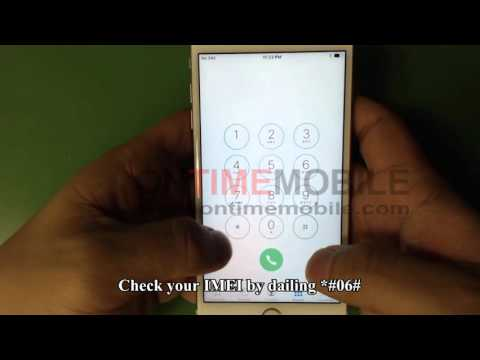 How to check IMEI and unlock Apple iphone 4S,5,5S,5C,6,6 plus,6S,6S plus