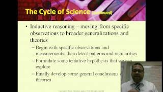 Unit 1.3 Scientific Reasoning