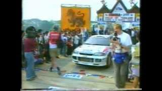 Rally of thailand 1996 Leg 1