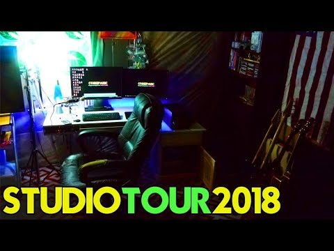 C-Threep Studio Tour 2018