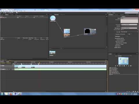 Adobe Encore CS6 Tutorial: Navigation and Burning a DVD