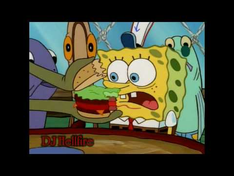 SpongeBob SquarePants - Pickles (Remix) Part 2 (Produced by Hellfire)  HD