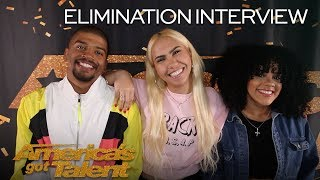 Elimination Interview: Da Republik Chats About AGT Changing Their Lives - America