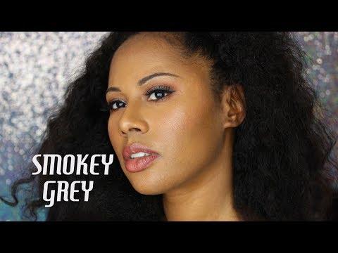 SMOKEY GREY | GRWM