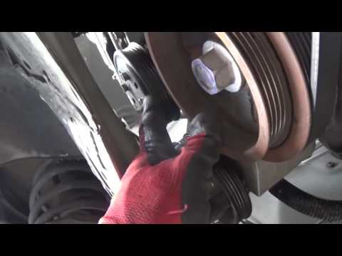 Water Pump Replacement 2004 Nissan Sentra